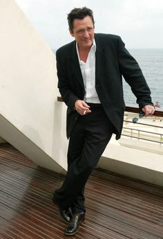 Actor Michael Madsen on quitting smoking and other vices.