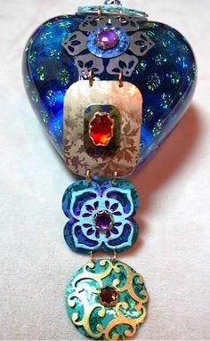Maharaja Treasure Bracelet...Holly Yashi