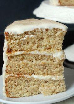 Banana Dream Cake Recipe   The Novice Chef