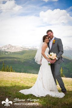 Copper Mountain Resort Wedding Photography | Colorado Springs Wedding Photographers | Sheena Harper Photography