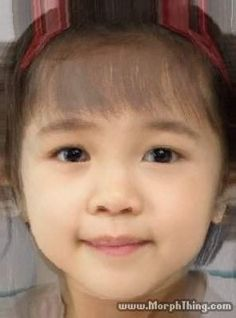 Is this what Rain and Kim Tae Hee's babies will look like?