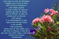 Feliz aniversário, muitos anos de vida, saúde e paz! #felicidades #feliz_aniversario #parabens