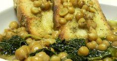 ZUPPA DI CECI E CAVOLO NERO Una ricetta semplice e gustosa della cucina povera toscana
