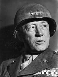 Gen. George Patton, A soldier that won't fuck won't fight!