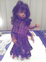 Handmade outfit for vintage Sasha dolls or other similar sized dolls