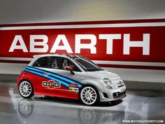 Cool Martini Fiat 500 Abarth