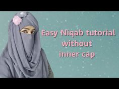 Easy and stylish niqab without inner cap/Formal Niqab look/Eiduladha Hijab tutorial - YouTube Hijab Fashion, Women's Fashion, Hijab Tutorial, Niqab, Cap, Formal, Stylish, Youtube