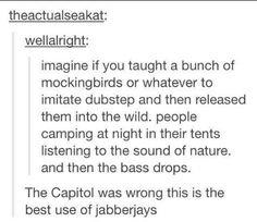 Dubstep Mockingbirds!