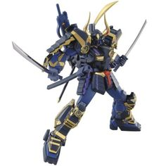 Amazon.com: Gundam Musha Gundam Mk-2 MG 1/100 Scale: Toys & Games