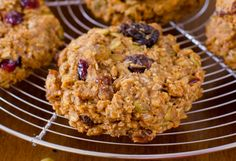 Breakfast Cookies.