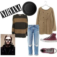 """Tate Langdon"" by cuppaandahandgun on Polyvore"