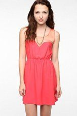 Urban Outfitters - Johann Earl for Urban Renewal Go Lightly Tank Top Dress