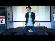 Abraham Mateo - Señorita (Premios Juventud 2013) - YouTube