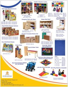 Childcare, Daycare, Preschool and More | Honor Roll Childcare Supply