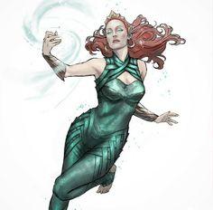 (DC COMICS) MERA - Visit to grab an amazing super hero shirt now on sale!