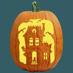 12 Awesome FREE Pumpkin Carving Patterns from The Pumpkin Lady