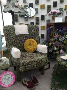 Joan's photo from Hampton Court Flower Show