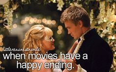 when movies have happy endings