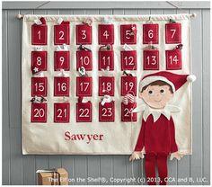 Se você ainda não conhece o Calendário do Advento, vou contar um pouquinho sobre ele. Aqui nos EUA, encontramos este calendário típico natalino confeccionado com todos os tipos de materiais, de ...