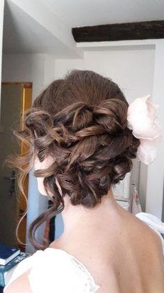 75 coiffures de mariée 2017 pour être la plus belle! Image: 3