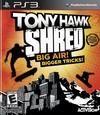 Tony Hawk: Shred ps3 cheats