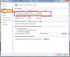 "How to Retrieve an ""Unsaved"" Excel File Saved with Autosave:http://excellentpresence.com/3099/retrieve-unsaved-excel-file-saved-autosave/"