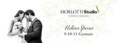 Il 9-10-11 Gennaio Morlotti Studio ti aspetta alla fiera di Udine Sposa al PADIGLIONE 6. Potrai sfogliare i nostri book, conoscere i 3 fotografi per il tuo matrimonio. Ti emozioneremo raccontandoti il nostro meraviglioso 2014. Non mancare. Contattaci a: udine@morlotti.com per maggiori informazioni. Nel frattempo visita il nostro sito: www.morlotti.com