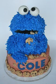 This one isn't bad except Cookie Monster looks seriously ashamed of himself.