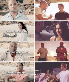 Miss you Paul Walker. Fast And Furious Memes, Movie Fast And Furious, Furious Movie, The Furious, Furious 7 Quotes, Paul Walker Movies, Rip Paul Walker, Cody Walker, When I See You