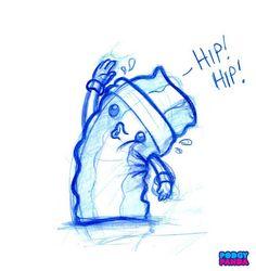Work it bacon; Blue Drawings, Kawaii Drawings, Disney Drawings, Cool Drawings, Baby Drawing, Manga Drawing, Drawing Sketches, Cartoon Sketches, Cartoon Art