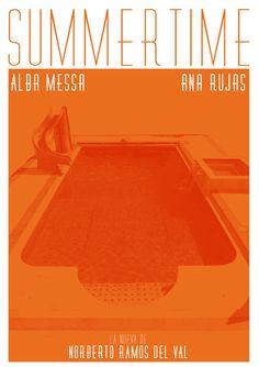 #PELICULA #HUMOR #COMEDIA #LARGOMETRAJE - Póster de SUMMERTIME by NOBERFILMS. SUMMERTIME es una comedia fantástica que cuenta un difícil y veraniego fin de semana de dos chicas veinteañeras encerradas en un chalet con piscina... y posiblemente con fantasmas.   +INFO: www.facebook.com/SummertimeMovie  CAMPAÑA verkami www.verkami.com/projects/2518