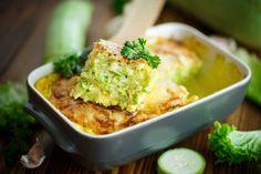 Sweet Potato Zucchini Kugel.