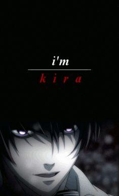 Light/Kira - Death Note #anime