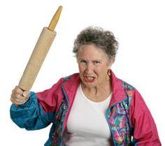 Senior Citizen Self Defense