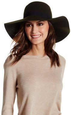 Joe Fresh Wool Floppy Hat #hat #womens