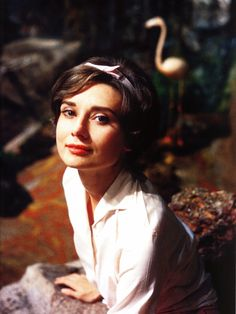 Audrey Hepburn photographed by Bob Willoughby
