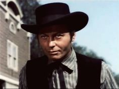 DeForest Kelley in Tension at Table Rock.