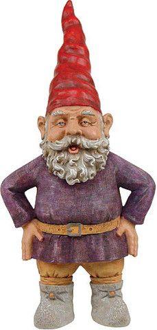 Mr. Merlin Garden Gnome - Ships Separately – eFairies.com