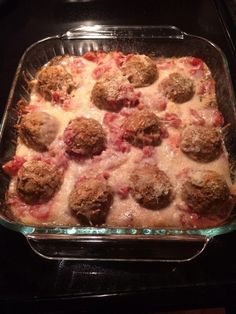 Lean and Green Recipe Corner Meatball Lasagna Ingredients: 5 Butterball Italian Style Turkey Meatballs, cooked (Baked them for 20 minutes) and slic. Lean Protein Meals, Lean Meals, Protein Foods, Diet Meals, Healthy Living Recipes, Healthy Cooking, Healthy Eating, Cooking Recipes, Cleaning Recipes