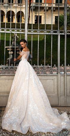Milla Nova Bridal 2017 Wedding Dresses adalla3 / http://www.deerpearlflowers.com/milla-nova-2017-wedding-dresses/6/
