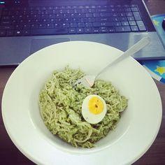 pasta pesto broccoli (2)