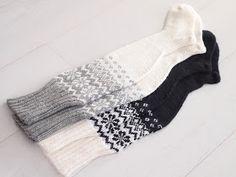 Life with Mari: Villasukat Crochet Socks, Knit Crochet, Gloves, Knitting, Life, Knits, Crocheting, Slippers, Inspiration