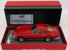 BBR-MODELS BBR1805 1/18 FERRARI 275 GTB 1965