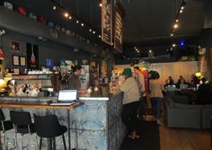 The Wormhole; Chicago, IL #coffee