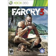 Far Cry 3 for the Xbox 360.