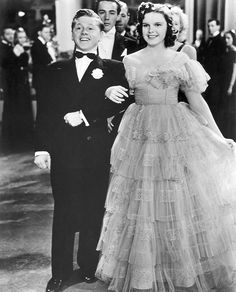 Mickey Rooney and Judy Garland R.I.P They were great together in the movies, so Multi-talented.