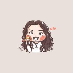 [FA]เจนนี่ : ตุ๊กตาเราเอง ชื่อลิซ่าแหละ  #Jenlice #Jennie #LISA #BLACKPINK #blackpinkfanart #Fanart #mayko #procreate #ipadpro 