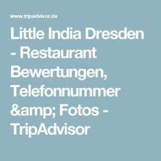 Little India Dresden - Restaurant Bewertungen, Telefonnummer & Fotos - TripAdvisor