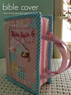 bible cover with zipper