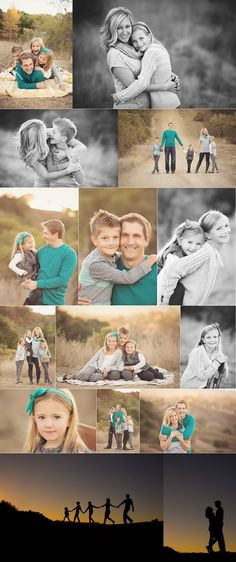 Adorable family pictures